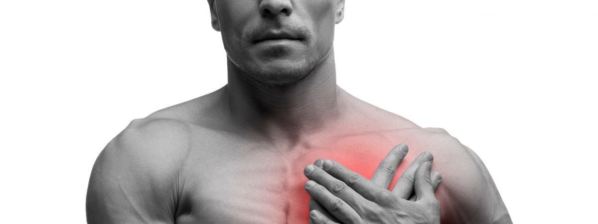 unklare Schmerzen in der Brust Archives | Triggerpunkte